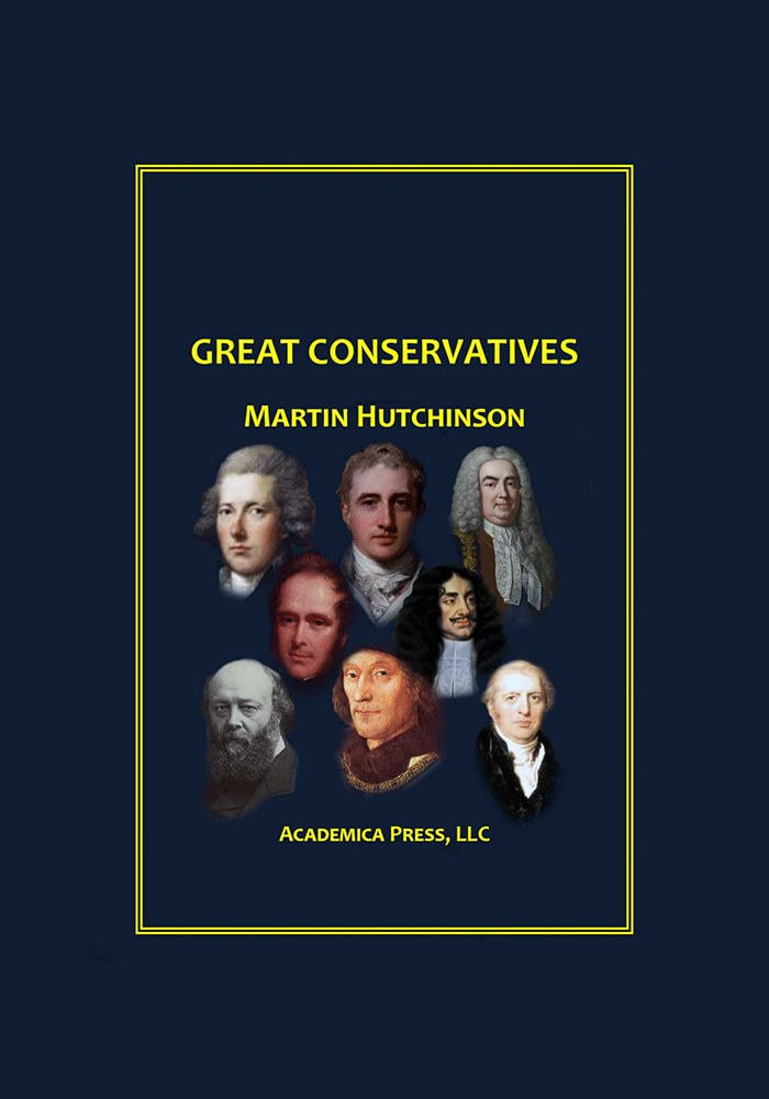 Great Conservatives Cover